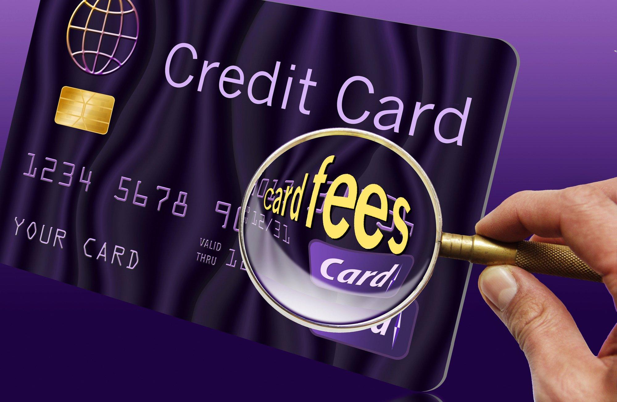 credit card merchant fees